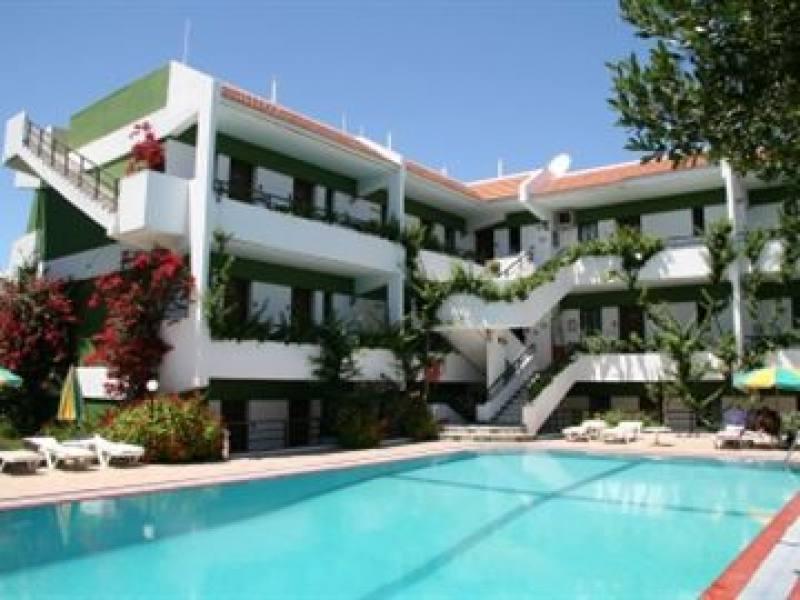 Appartementen Terinikos - Ixia (Trianda) - Rhodos